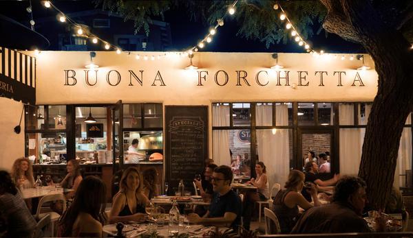 Buona Forchetta 94 Menu Items 7 Photos Italian